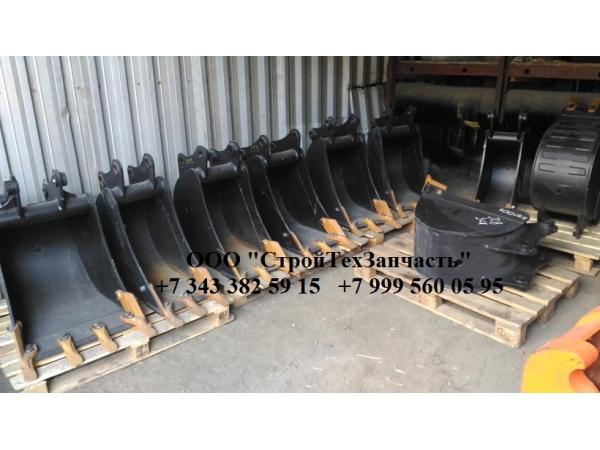 Узкий ковш Caterpillar 428 432 444 шириной 40 см