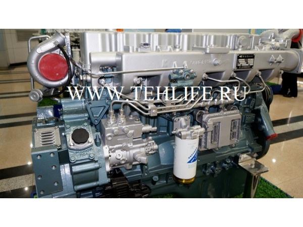 Двигатель для спецтехники YUCHAI C6M375-20 НОВЫЙ ОРИГИНАЛ