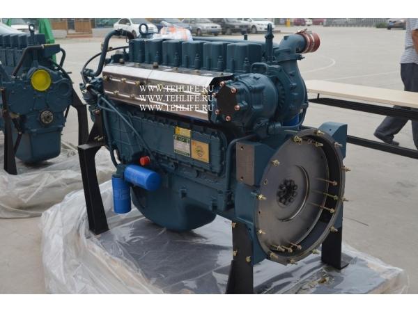 Двигатель Weichai WP10.340E32 новый оригинал