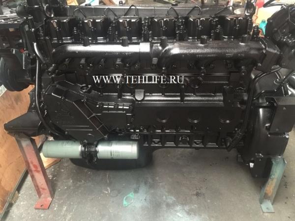 Двигатель Cummins WD615.87 НОВЫЙ ОРИГИНАЛ