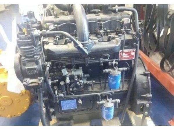 Двигатель ZHAZG1 на погрузчик Fukai ZL926