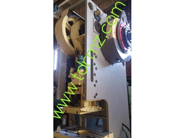 Пресс кривошипно-шатунный эксцентриковый КГ2132 КВ2132 усилие 160 тонн