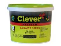 Clever Fasade Luxe. Краска акриловая фасадная атмосферостойкая.
