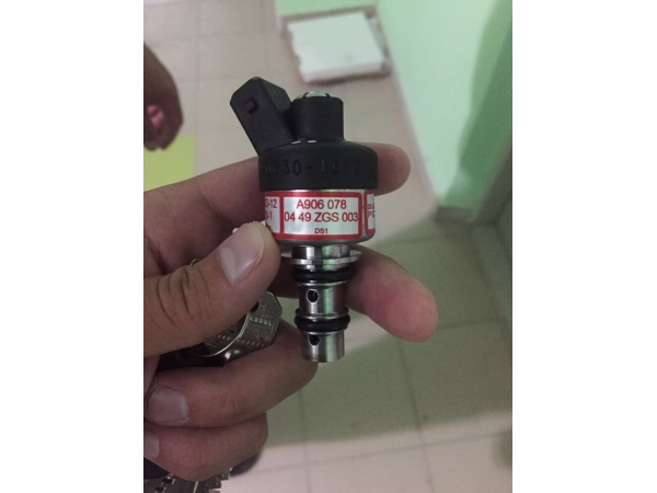 Клапан/ Вентель A9060780449 на автобус Нефаз дв. M906 LAG