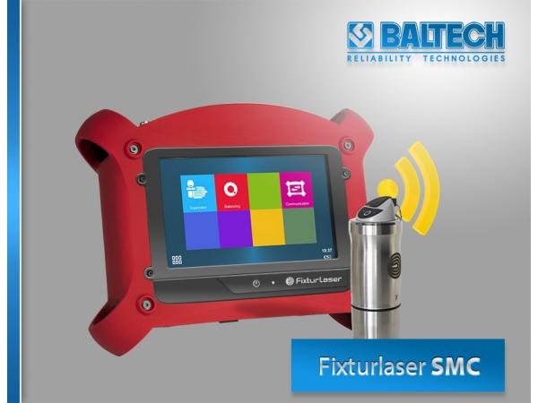 Fixturlaser SMC – балансировка вентиляторов и дымососов