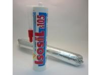 Герметик силиконовый Isosil S105 600 мл бесцветный