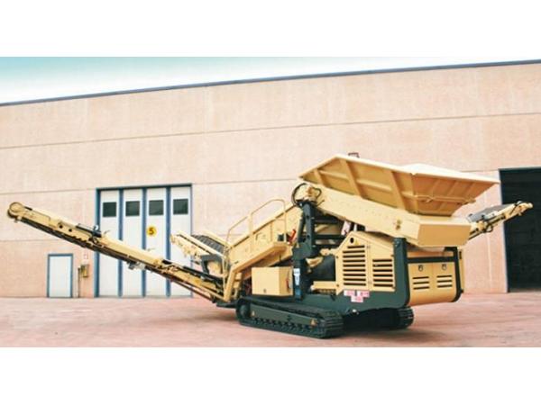 Грохот двухдековый CAT SCREEN 3800 80-250т/час