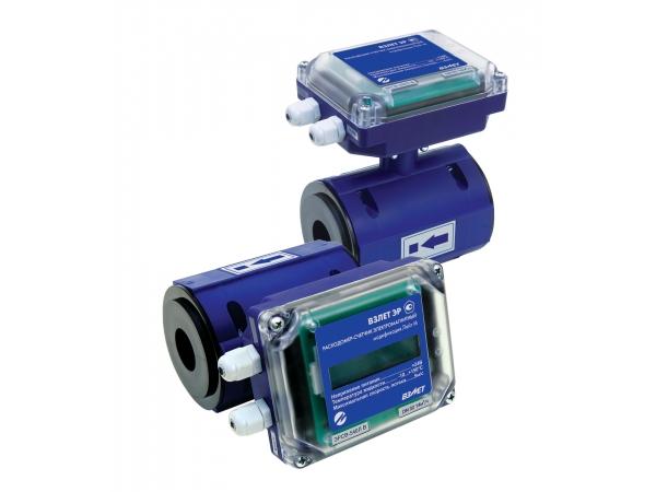 Контрольно-измерительные приборы для измерения и учета тепл. энергии
