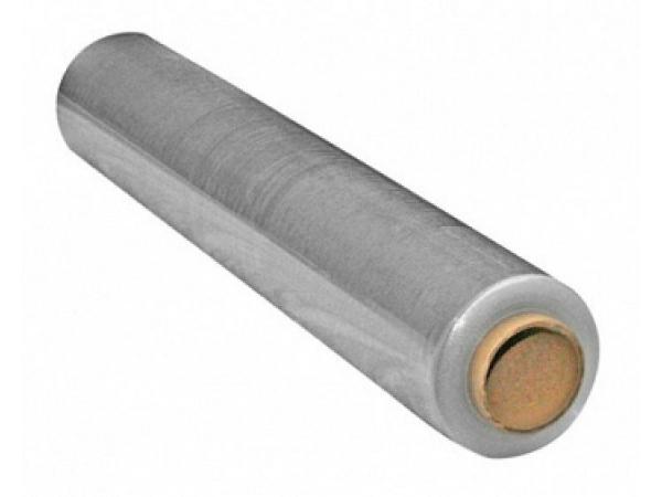 Стретч плёнка 500 мм/20 мкр/1,750 кг (нетто 1,550 кг)