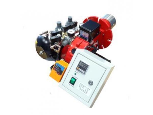 Горелка на отработанном масле AL-15V (70-175 кВт) для котла, печи
