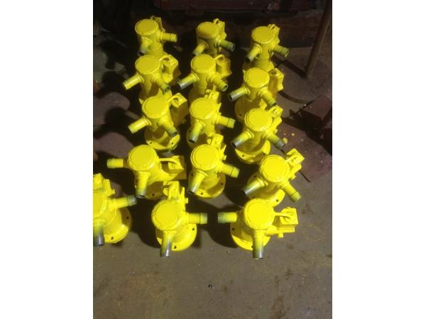 Кран клапанный АКБ-3М2.15-1А