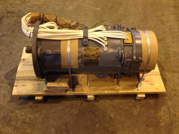 Электродвигатель МАП-521-4/8/16А с ТМТВ-52А