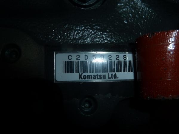 Редуктор хода в сборе с гидромотором Komatsu PC400-6/7