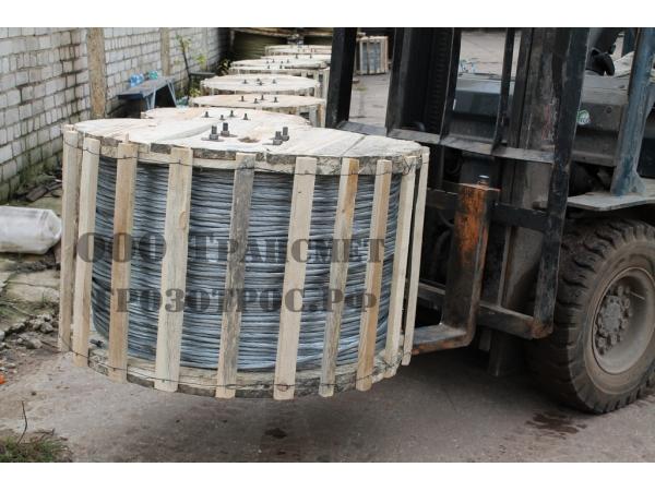 Провод стальной ПС-25,ПС-35,ПС-50,ПС-70 отмот от 1 п/м