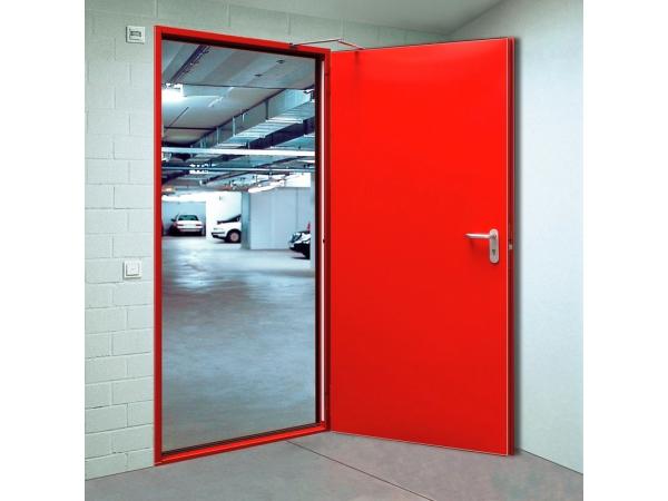 Дверь противопожарная металлическая EI-60