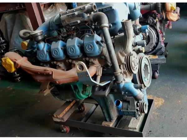 Двигатель Mercedes 8V183TE12G