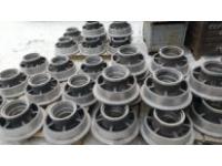 Колеса и колесные пары для шахтно рудничных вагонеток