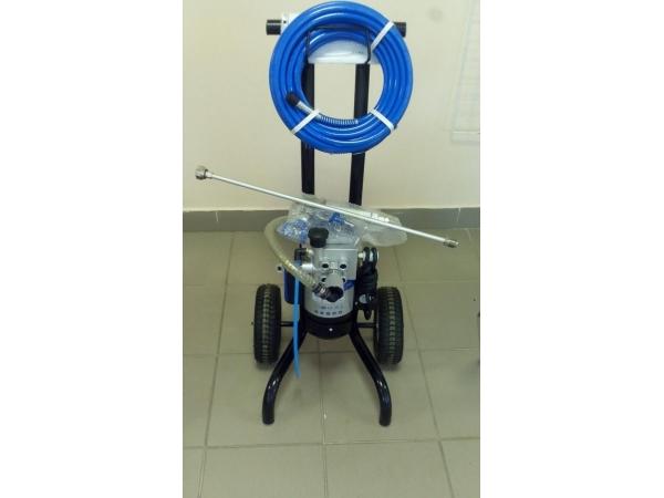 Мембранный окрасочный аппарат HYVST SPX 1250-310