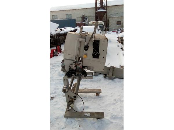 Автоматический клипсатор Tippertie kdcma 400