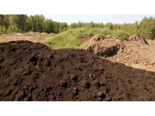 Торф, чернозем, плодородный грунт