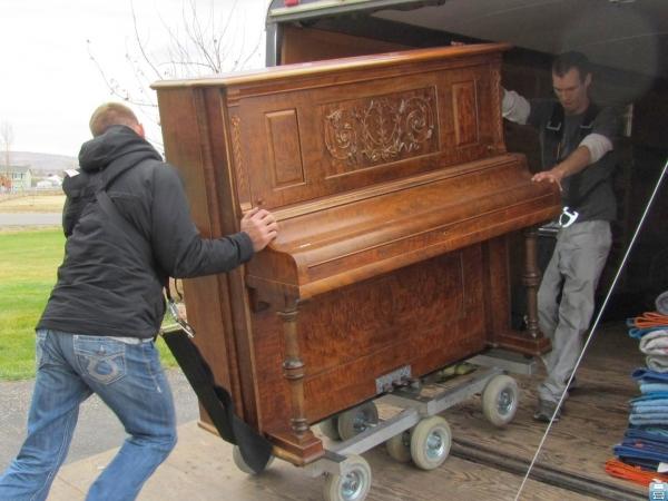 Перевезти пианино в Ростове-на-Дону цена. Перевезти пианино с грузчика