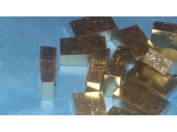 Напайка дисковых рамных пил по металлу SANDVIK: