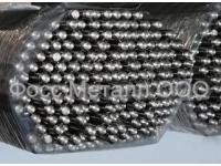 Прутки круглые нержавеющие h9  AISI 304  20,  25,  40мм