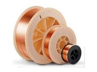 Сварочная проволока СВ 08 Г2С ф 0,8 мм (15кг) D300 стальная омедненная