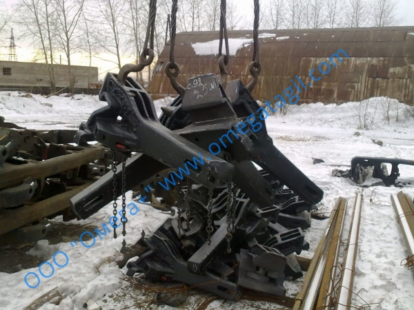 Автосцепки СА-3 новые черт № 106.01.000-05СБ (НОВЫЕ)