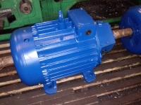 Крановый электродвигатель МТН 411-8 (15кВт*710 об)