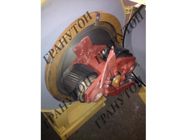 Комплект плит крепления роликов, ролики и обечайки ОГМ 1-5