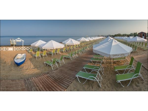 Пляжный зонт 4 м