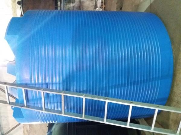 Емкость 10 м3, пластиковая хим.стойкая
