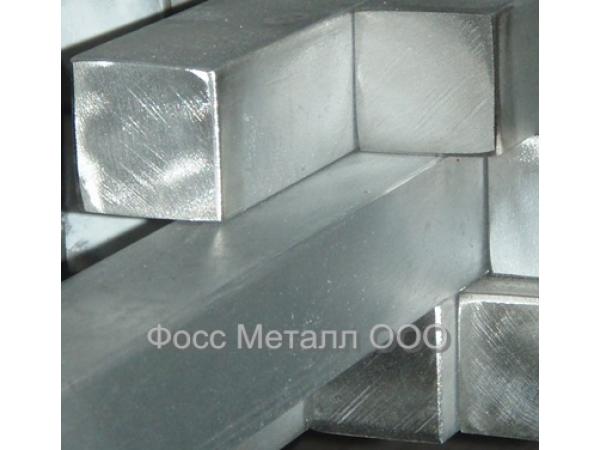 Квадрат нержавеющий холоднотянутый  калиброванный AISI 304 - в наличии