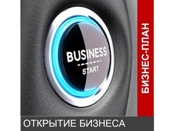 Разработка бизнес-плана открытия бизнеса