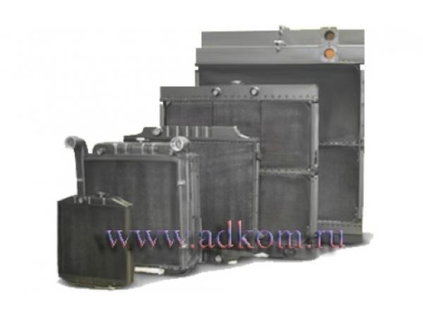Водяной радиатор системы охлаждения дизельного генератора.