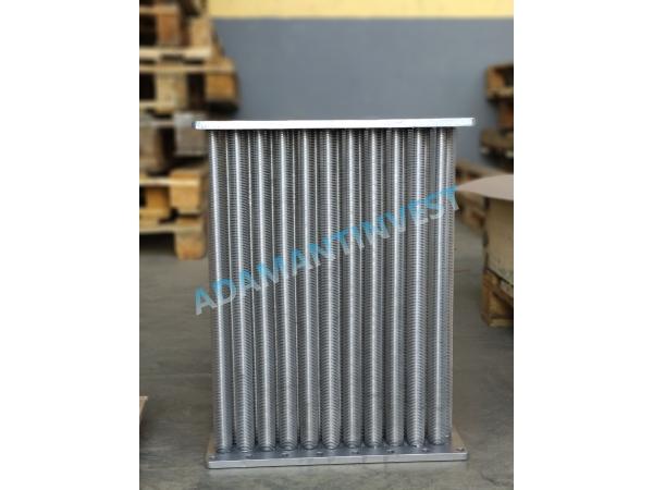Секции радиатора КТ-6 компрессора