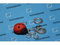 Шайба гровер  2.5.сталь 65Г.ГОСТ 6402-70,пружинная