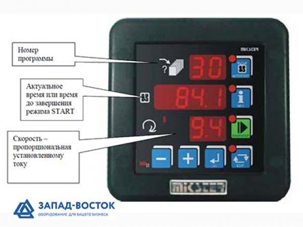 Микропроцессорный контроллер MIKSTER INDU-21R