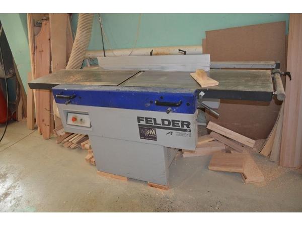 Фуговальный станок б/у Felder A 951