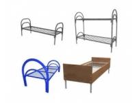 Широкий выбор металлических кроватей, одноярусные железные кровати