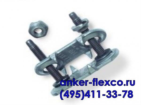 Cоединение конвейерной ленты Anker Flexco, cтыковка сшивка транспортер