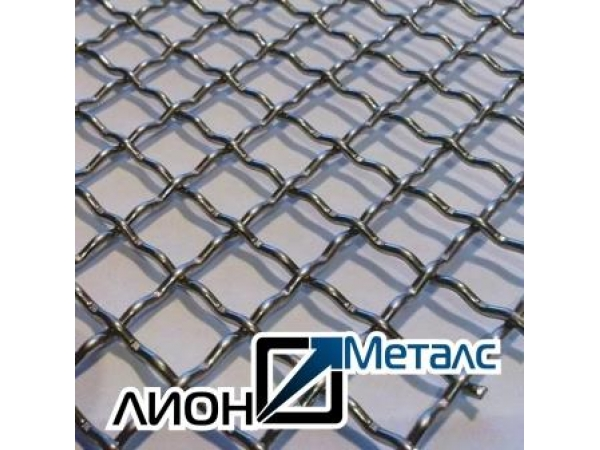 Сетка 6х6х2.2 рифленая ГОСТ 3306-88 карта 1750х4500 мм