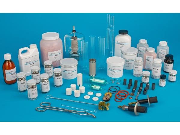 Расходные материалы для лабораторного оборудования