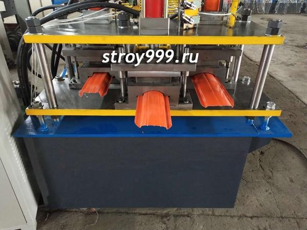 Многофункционный станок для производства евроштакетника с завода из КН
