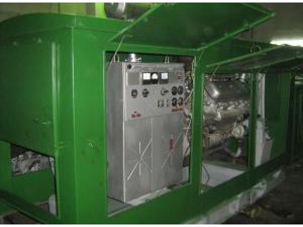 Электростанция (дизель-генератор) АД100-Т400