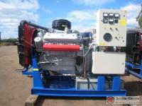 Дизель-генератор 60 кВт   В утепленном блок-контейнере Север