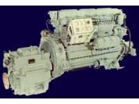 Двигатель дизельный судовой 150 л. с. 3Д6, 3Д6С, 3Д6С2