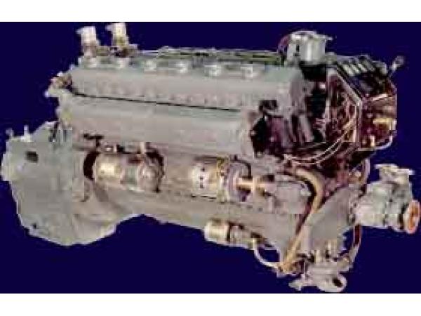 3Д12А Главные судовые дизели 300 л. с.