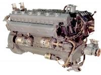 7Д12А Судовые энергетические установки мощностью 200кВт